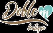 logo DobleM